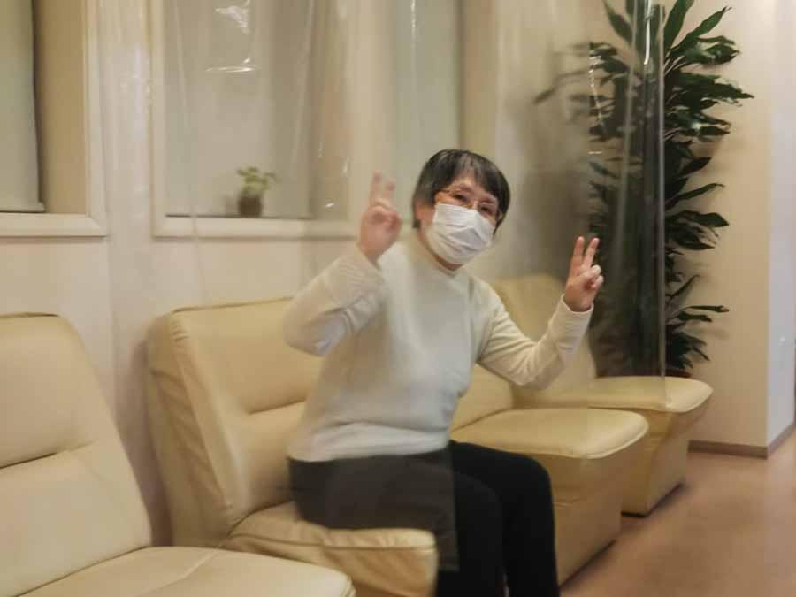 感染予防対策カーテン